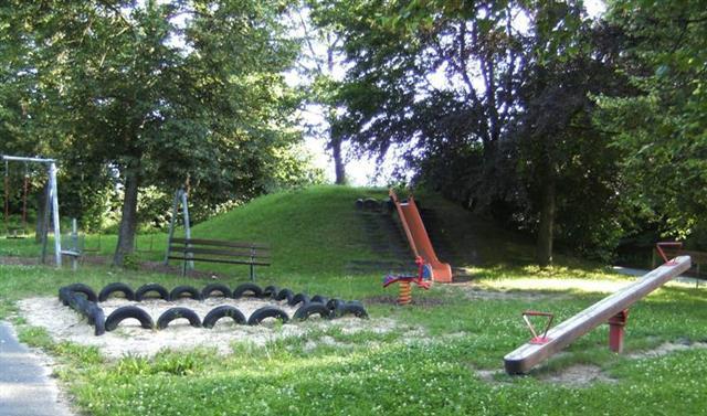 Spielplatz Bergstraße