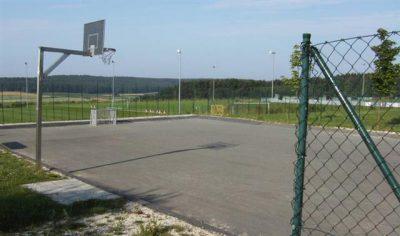 Inliner-/Skater- und Basketballplatz